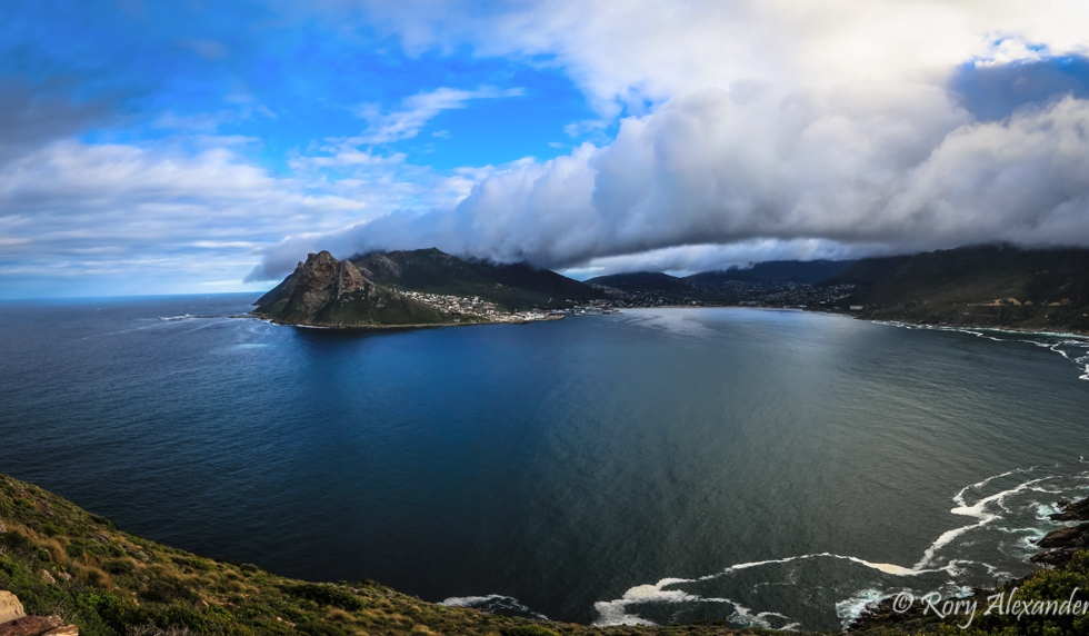 Hout Bay Panorama Rory Alexander Photography