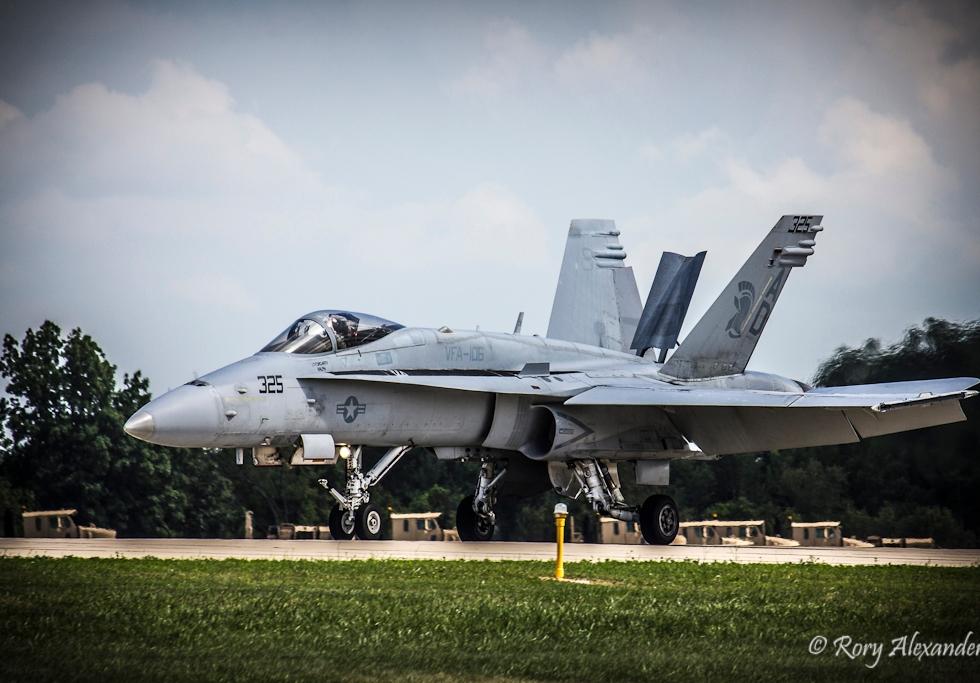 F-18 Super Hornet Oshkosh