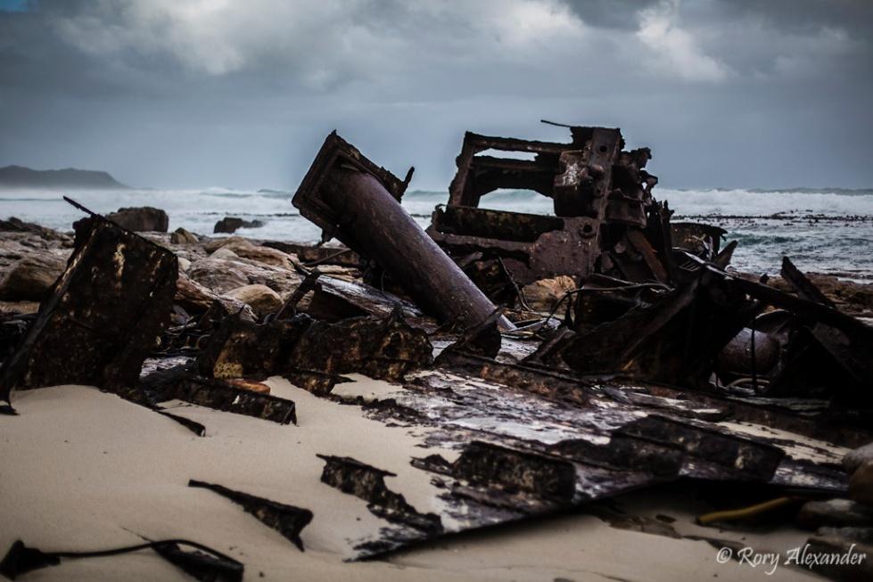 Thomas T. Tucker shipwreck