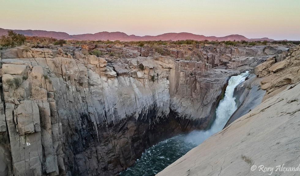 Augrabies Falls panorama