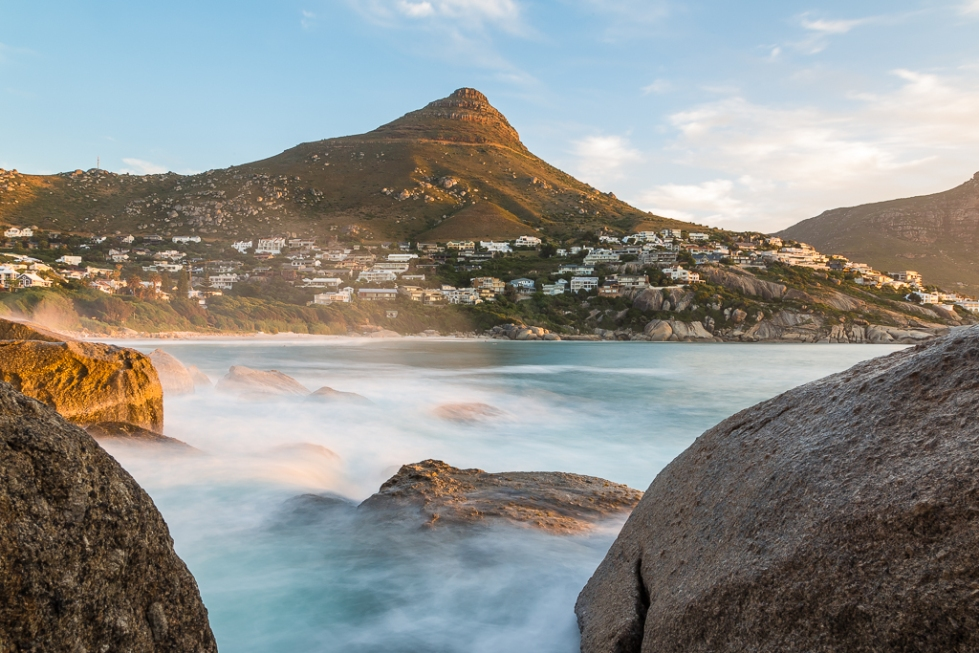 Sunset at Llandudno Cape Town